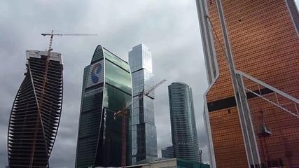 """Московският международен делови център """"москва Сити"""""""