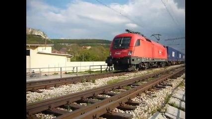 Товарен влак с Таурус