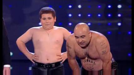 Britains Got Talent - финал - Stavros Flatley