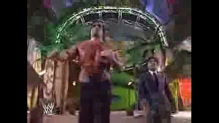 Great Khali Vs Batista (SummerSlam07)Part1