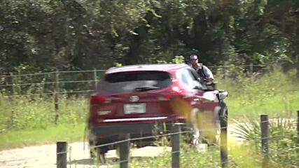 USA: FBI resumes manhunt for Gabby Petito's boyfriend in Florida