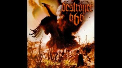 Destroyer666 - I Am The Wargod (ode To The Battle Slain)