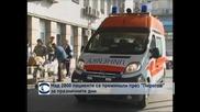 """Над 2 800 пациенти са преминали през """"Пирогов"""" през празничните дни"""