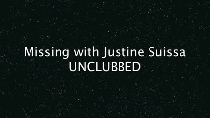 Missing (with Justine Suissa) Unclubbed Acoustic Cover