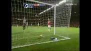 Манчестър Юнайтед 6 - 0 Нюкасъл