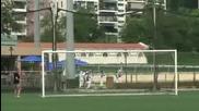 фк Хонк Конг - Състезание по целене на горна греда