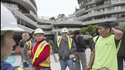 Parking Garage at Watergate Complex Collapses