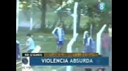 Здрави тупалки за рефери в Аржентина