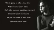 Selena Gomez - Only You Lyrics