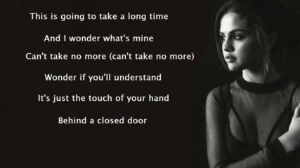 Selena Gomez - Only You Lyrics