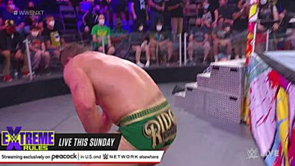 Tommaso Ciampa & Bron Breakker vs. Pete Dunne & Ridge Holland: WWE NXT 2.0, Sept. 21, 2021