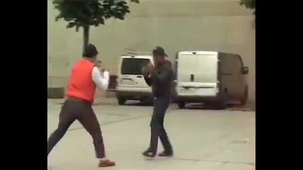 really funny fight