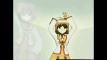 Anime Dancing Mix (пробно с малко ритници :d )