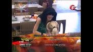 ! Напъване за наградата, Big Brother Family, 01 април 2010