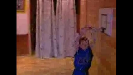 4 Years Old Basketball Star