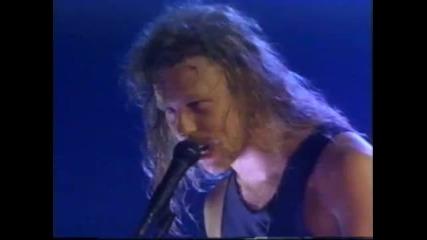 Metallica - One (seattle, 1989)