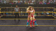Sarray vs. Zoey Stark: WWE NXT, April 20, 2021