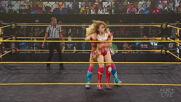 Sarray vs. Zoey Stark: WWE NXT, April 20, 2021