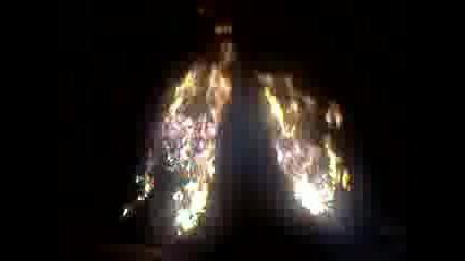 огъня в Храбърско2