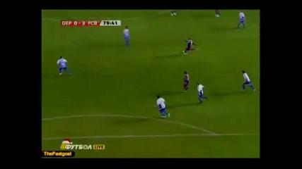 Депортиво - Барселона 0:4