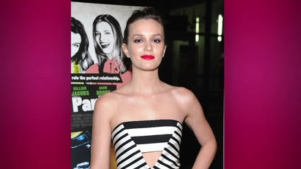 'Gossip Girl' Star Leighton Meester is Pregnant!