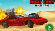 Игра Road of Fury 3: Desert Strike