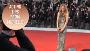 Michelle Pfeiffer reveals her acting technique