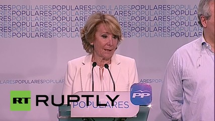 Spain: People's Party may lose Madrid city council despite election victory