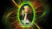 Handel ~sarabande~ Techno Remix