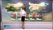 Прогноза за времето (19.01.2015 - обедна)