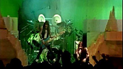 Iron Maiden - The Evil That Men Do (bg subs)