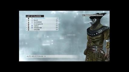 Assassin's Creed Brotherhood Multiplayer Tutorial [king377]