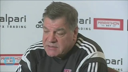 Sam Allardyce to Leave As West Ham Boss