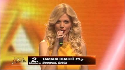 Gorana Babic i Tamara Dragic - Splet pesama - (live) - ZG 2 krug 14 15 - 14.02.15. EM 23
