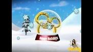 Весели Празници От Актиорите В Wizards Of Waverly Place(Високо Качество)