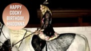 Madonna's cocky Italian birthday party