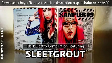 Sleetgrout feat. Suicide Commando - Jest9 (alien Vampires Remix)