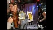 Wwe Jeff Hardy Боядисва Johny Nitro