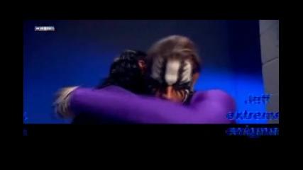 Jeff Hardy - I Will Not Bow M V
