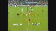 Йохан Кройф vs Sweden 1974