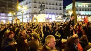 Spain: Hundreds protest free speech after rapper jailed for king insult