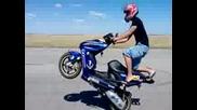 Aerox Stunt (pista Tenevo) 2