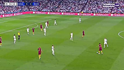 2018/2019 Real Madrid-roma 1