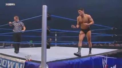 Mvp vs Cody Rhodes vs Drew Mcintyre #1 Contender Intercontinental Championship match