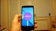 Android L Видео Ревю - SVZMobile