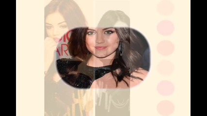 Lucy Hale • Wings • Part of collab
