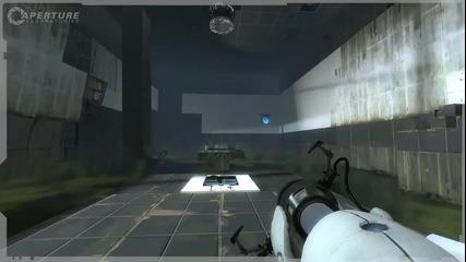 Portal 2 - Aerial Faith Plate #2