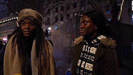 UK: Trafalgar Square 'sleep out' event helps homeless