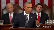 Obama-ако се съмнявате в нашите сили,питайте Осама бин Ладен (български субтитри 2016)