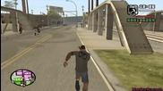 Grand Theft Auto- San Andreas - Епизод 42 ( Битка за територ